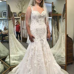 Venus Ve8286xn Wedding gown